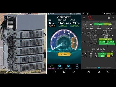3 UK 4G 2100MHz 10MHz Refarm  (50% 4G bandwidth boost)