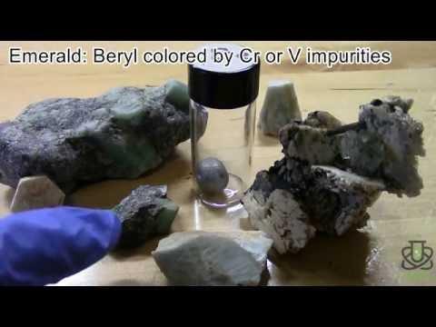 Elemental Extractions 4: Beryllium