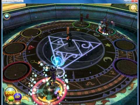 wizard101: arena glitch, a simple glitch