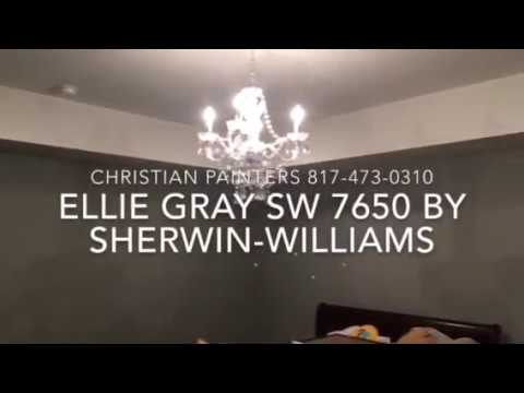 Ellie Gray paint color SW 7650 by Sherwin-Williams