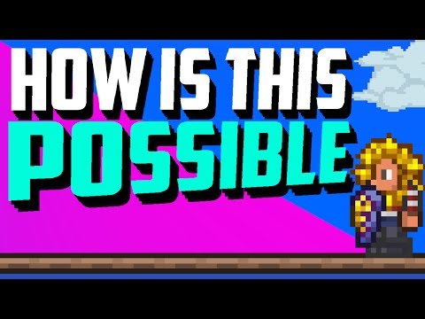 Terraria: Obtaining An Unobtainable Item! (NO Cheats!) (1.3.4 Update)