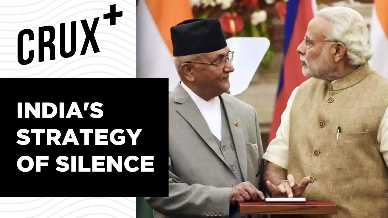 Nepal Crisis: China Meddles, India Ignores, And Who's Right | Crux+