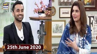Good Morning Pakistan - Waseem Badami Exclusive Interview - 25th June 2020 - ARY Digital Show