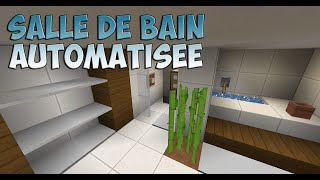 astuces deco salle de bain automatise minecraft 18 fr hd - Chambre Moderne Minecraft