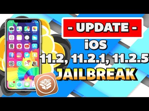 *UPDATE* iOS 11.2 - 11.2.5 Jailbreak News! iPhone, iPad, iPod (iOS 11.2, 11.2.1, 11.2.2, 11.2.5)