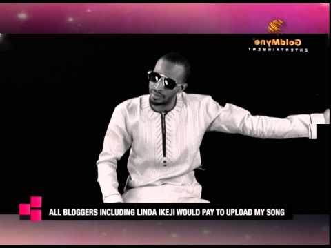 """Video: """"All Bloggers Must Pay To Upload My Music"""" – 9ice"""