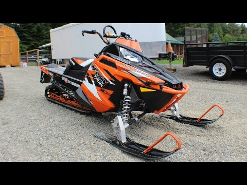 MY NEW SNOWMOBILE!!