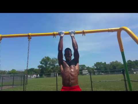 Using Bicep Pull Ups Instead of Arm Curls To Build Bicep Strength & Muscle Definition