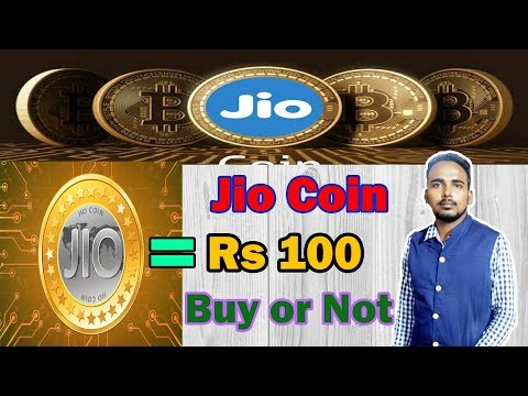 Jio Coin Sell In Rs 100 : Real Or Fake, Buy Or Not | Reliance Jio Coin | Bit Coin | Thumb Coin