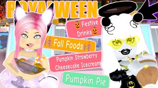 Autumn Town Is Finally Here Reacting To Autumn Town Royale High Brand New Update Roblox - Royale High Fall Update Videos 9tubetv