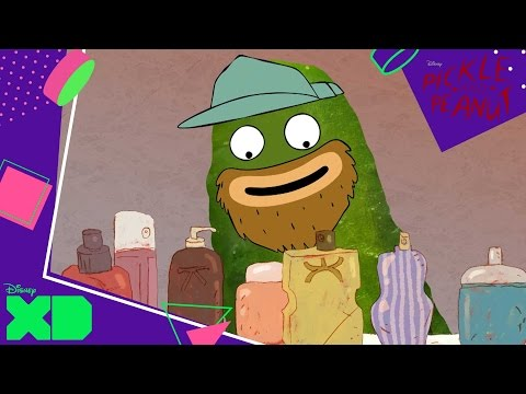 Pickle and Peanut | Pickle's New Beard | Official Disney XD UK