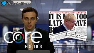 """Not too late to save Brexit"", Raab first Brexit talks, Varadkar warns of UK Aviation Block"