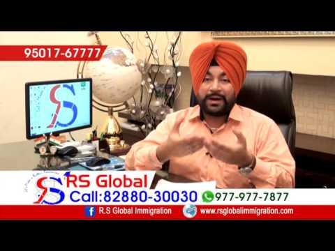 Best Advisor RS Global Immigration Dubai Study visa