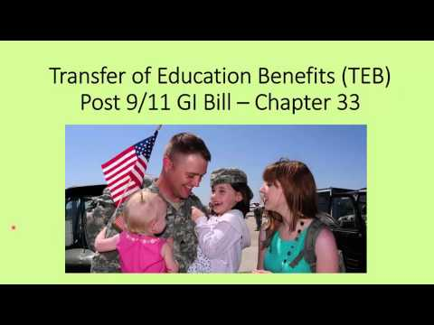 Post- 9/11 GI Bill