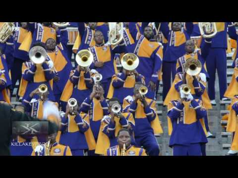 Miles College Marching Band - Neck - 2016