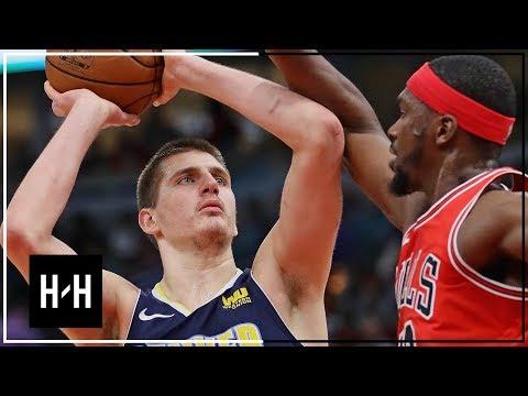 Denver Nuggets vs Chicago Bulls - Highlights   March 21, 2018   2017-18 NBA Season