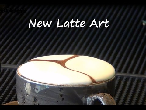 How To Make Perfect Latte Art | New Latte Arts