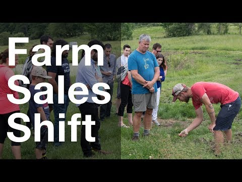 Farm Sales Demographic Shift