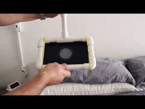 iPad holder wall mount under $11.00