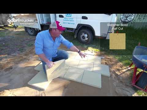 DIY Paving Patterns | Adbri Masonry