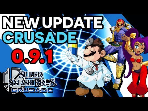 My Thoughts and Opinions On The New Smash Bros Crusade Update 9.1!