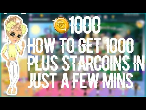 HOW TO GET FREE STARCOINS ON MSP! |Msp| Purple Okay