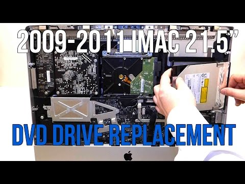 iMac DVD Super Drive Replacement 2009 2010 2011 21 5