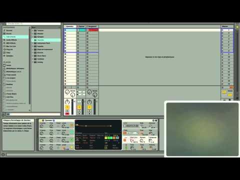 Créer un kick Trance dans Ableton live avec Operator