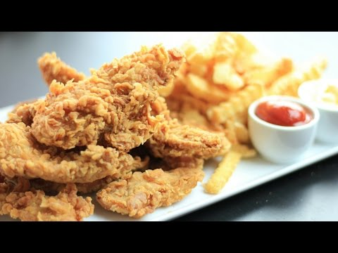 สูตรทอดไก่ให้กรอบแบบ KFC ไก่ทอดเคเอฟซี ทำเองก็ได้