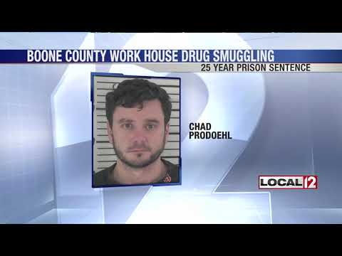 NKY man receives 25-year sentence in carfentanil smuggling case