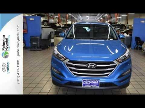 New 2017 Hyundai Tucson Capitol Heights MD Washington-DC, MD #FHU450680