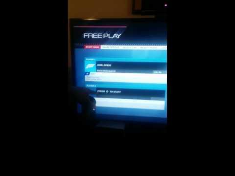 Forza 5 Split screen.