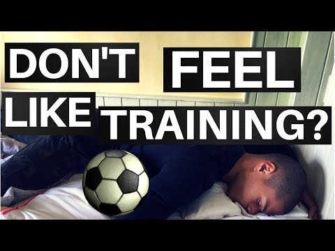 How To Stay Motivated | Soccer Motivation