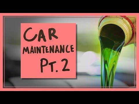 Car Maintenance Part 2: Under the Hood