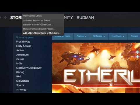 How to Add Steam Wallet Credit with a Steam Card