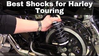 Harley-Davidson Ohlins Fork conversion & shock upgrade - Vidly xyz