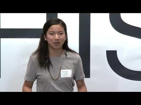 Farewell, Cursive: Handwriting in the 21st Century | Teresa Datta | TEDxHISD