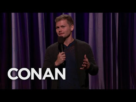 Drew Lynch Stand-Up 08/09/17  - CONAN on TBS