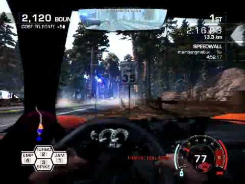 NFS Hot Pursuit 2010 Hotting Up Hot Pursuit game mode (camera hack + manual mod)