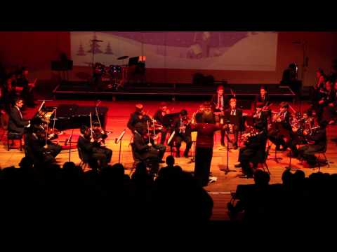 The Circle of Life - Concert Orchestra - Dartford Grammar School Christmas Concert 2012