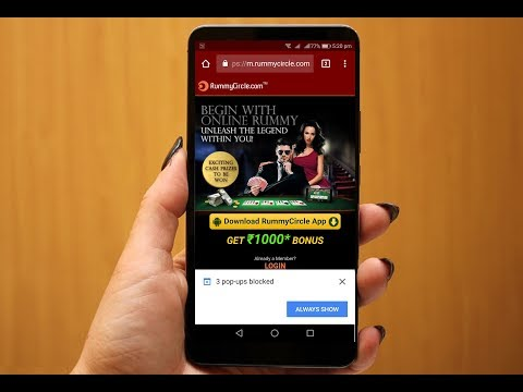 How to Block Pop up Ads in Android Chrome (No App)