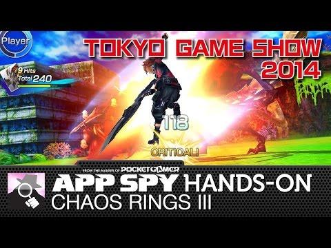 TGS 2014: Chaos Rings III   iOS iPhone / iPad Hands-On - AppSpy.com