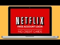 How To Get Netflix For FREE - PREMIUM ( 2017 )
