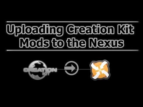 Uploading Creation Kit Mods to Nexus - Part 1 - Archiving