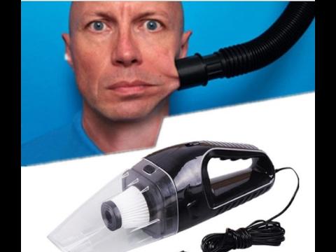 Автомобильный пылесос car vacuum cleaner