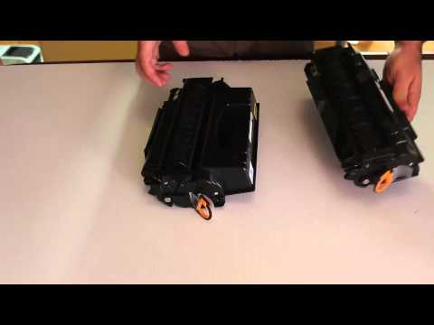 DIFFERENCE BETWEEN HP Toner Cartridge Q7553A AND HP Toner Cartridge Q7553X