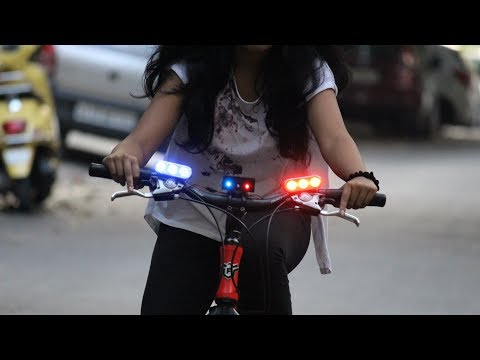 How To Make a Cycle Light