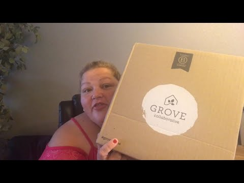 NEW Grovebox Unboxing