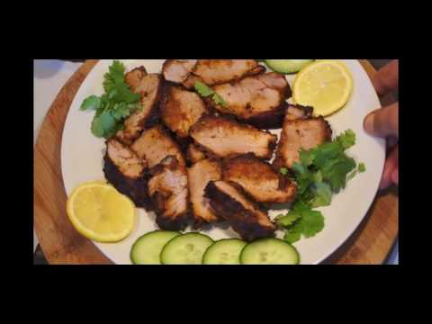 ★★ Chinese Roast Pork Tenderloin Recipe - Fillet