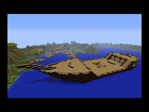 Minecraft Improvise Season 1 ep 3 : Pirate ship